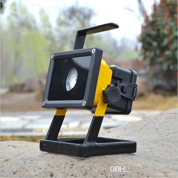 Worqlite 2 0 Weatherproof Cordless Rechargeable Led Work: High Brightness 30w Rechargeable Led Floodlights