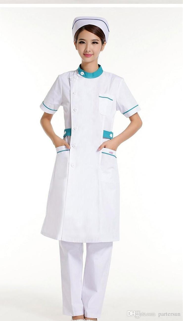Nurse stylish uniform dresses forecasting to wear for autumn in 2019