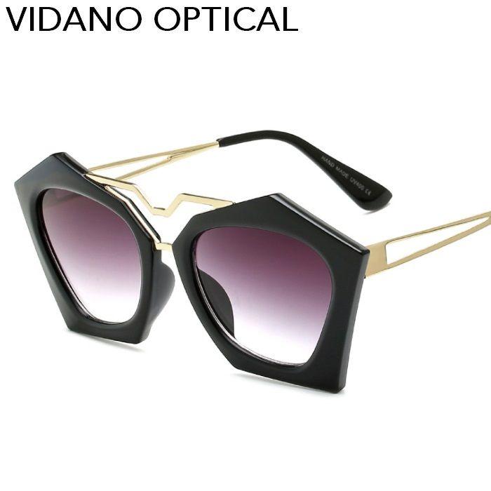 af09b724e8 Vidano Optical Top Quality Luxury Sun Glasses Modern Fashion ...
