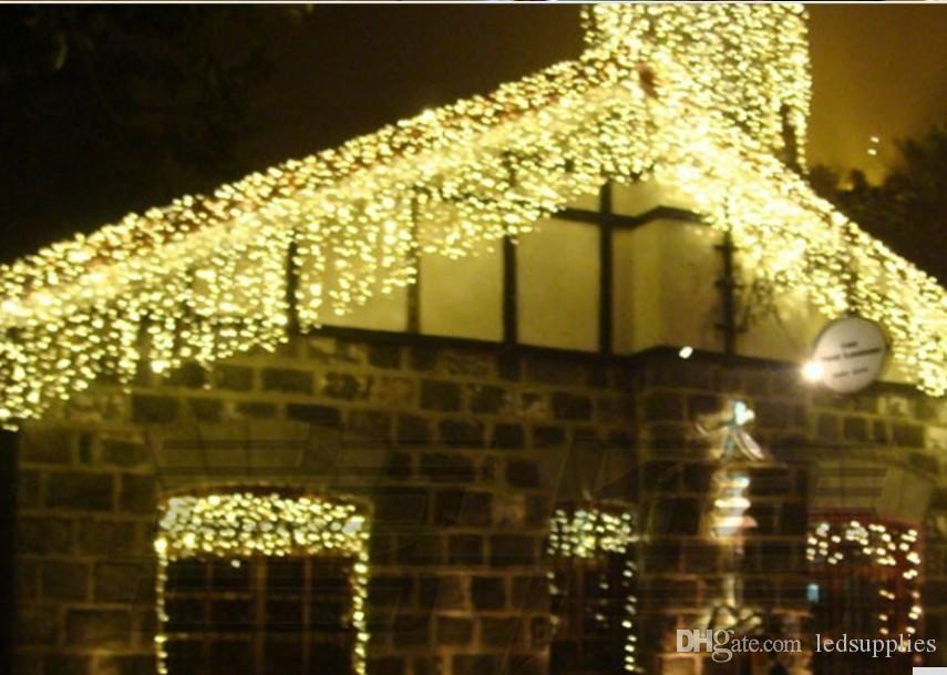 9m1m 450 leds holiday lighting strings christmas curtain garland chandelier for home garden bar outdoor decoration led lights christmas lights led llamp