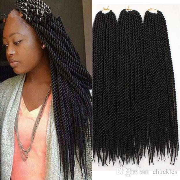 22inch 3pack Esprit Beauty Micro Small Senegalese Twist Crochet