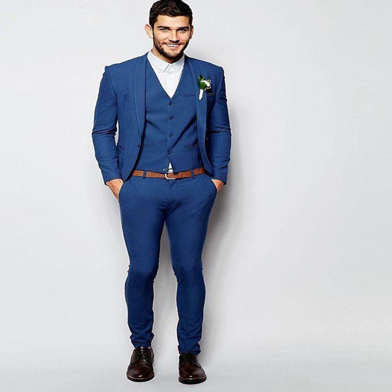 2017-fashion-royal-blue-tuxedos-for-men-elegant Royal Wedding Merchandise