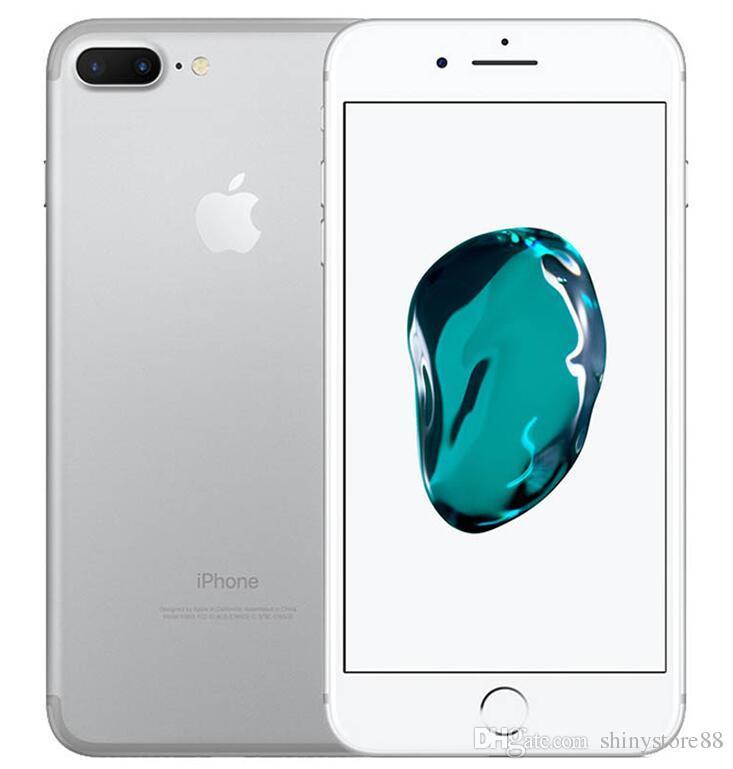 Téléphone d'origine débloqué IOS10 Quad Core 12 Go avec iPod Touch 32 Go 128 Go d'origine pour Apple iPhone 7 7 Plus