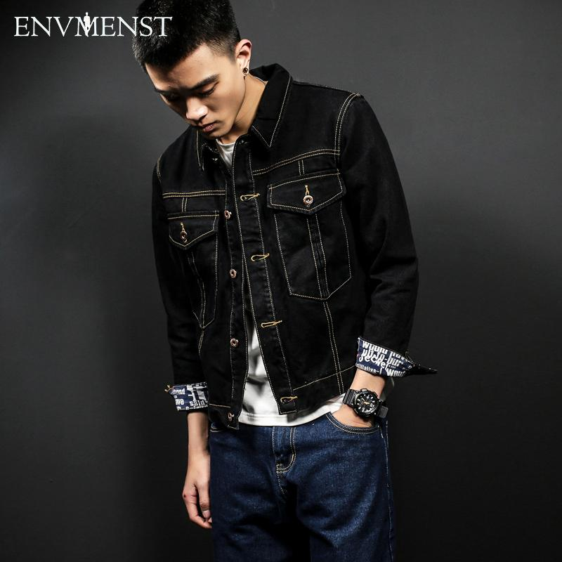 Wholesale 2017 New Style Men S Denim Outerwear Men S Short Denim