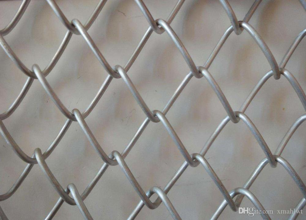 2018 Manufacture Best Price Galvanized Chain Link Fence In Roll High ...