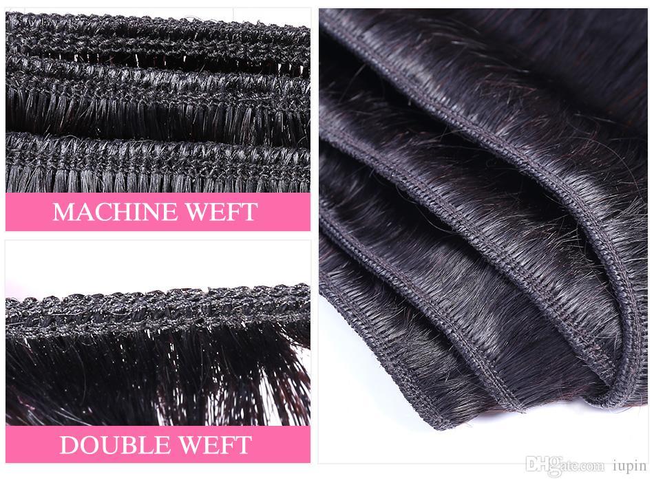 Großhandels-lose Welle brasilianisches Jungfrau-Haar nasses und wellenförmiges Menschenhaar 3 Bundles lösen Welle preiswerte malaysische peruanische brasilianische Haarbündel