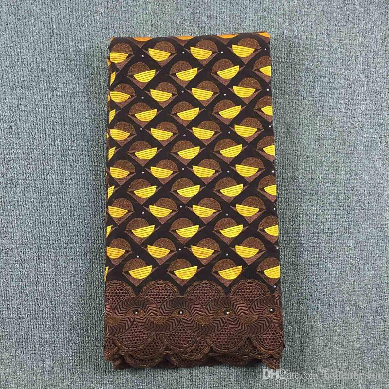 Yüksek Kaliteli Afrika İsviçre Vual Dantel 884, Ücretsiz Gönderim 5 kilometre / paket,% 100 pamuk Afrika Düğün Vual Dantel Elbise