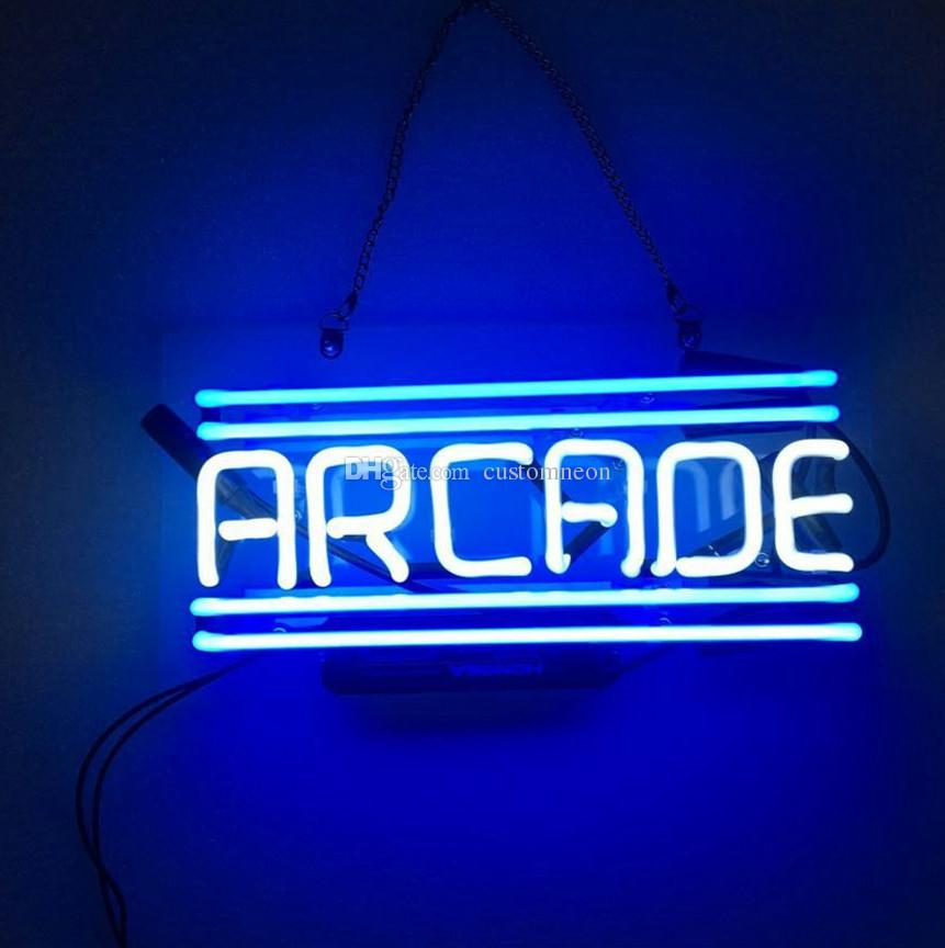 2018 12x6 arcade poster neon sign light pub display home night 2018 12x6 arcade poster neon sign light pub display home night wall lamp decorative artwork from customneon 4841 dhgate aloadofball Image collections