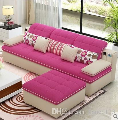 2018 Dongguan Furniture China Living Room Sofa Bed With Cheap Price ...