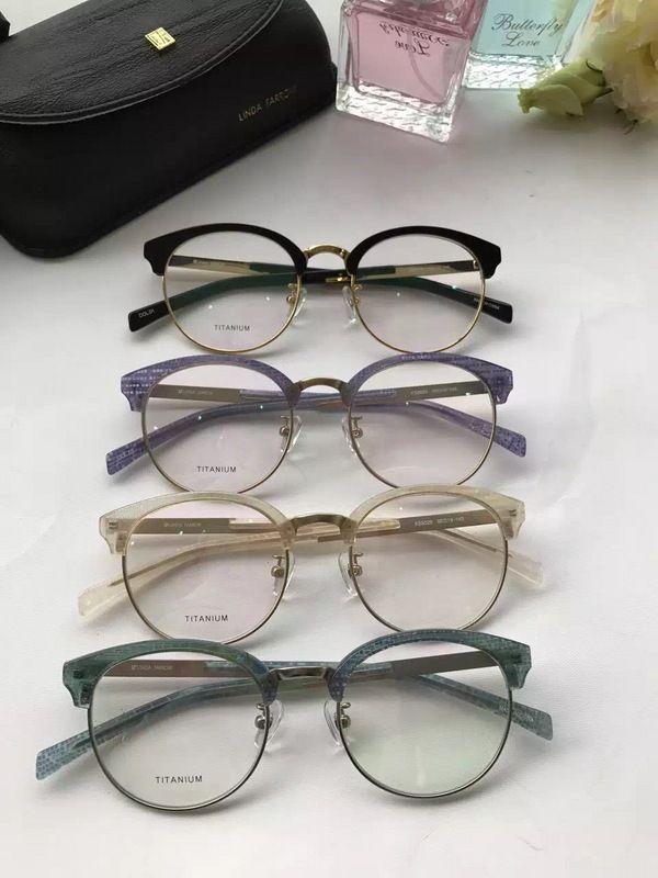 Großhandel Linda Farrow Brillen Rahmen Lf 8029 Titan Brillen Schwarz ...