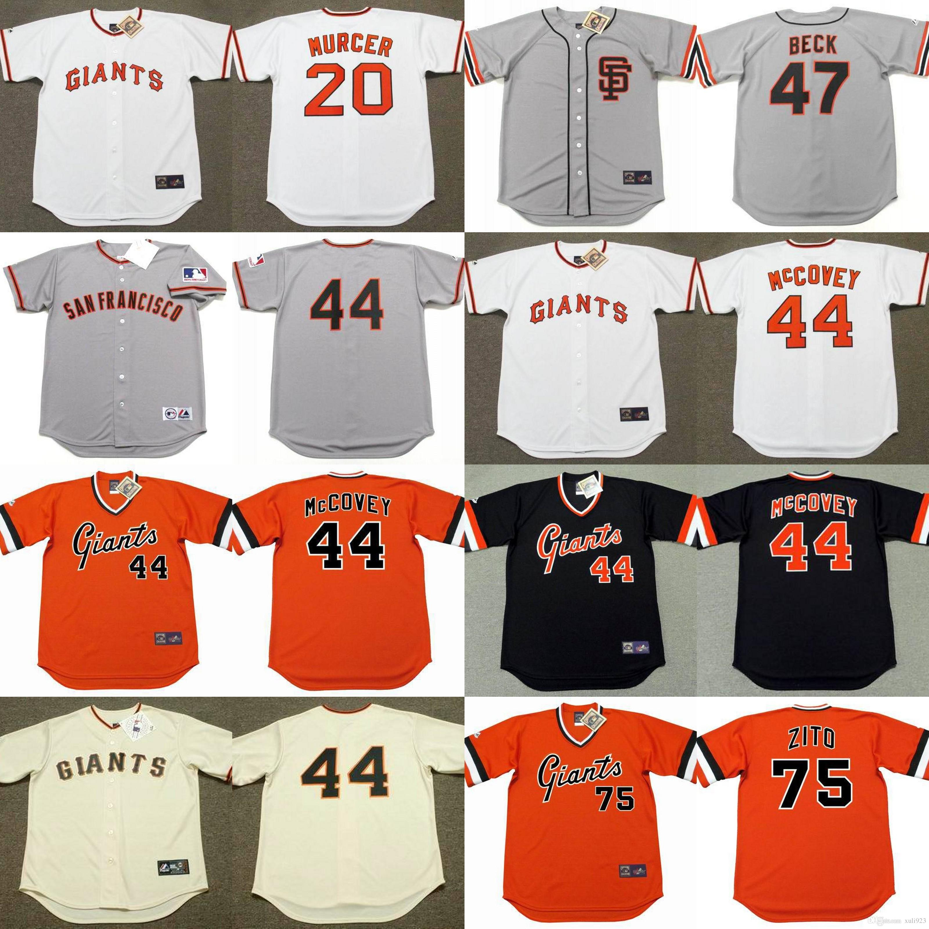 new concept c794a 51ded 44 willie mccovey jersey events