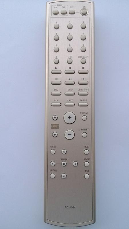 Wholesale- RC-1054 Remote Control For DRA-700AE AV RECEIVER FOR DENON