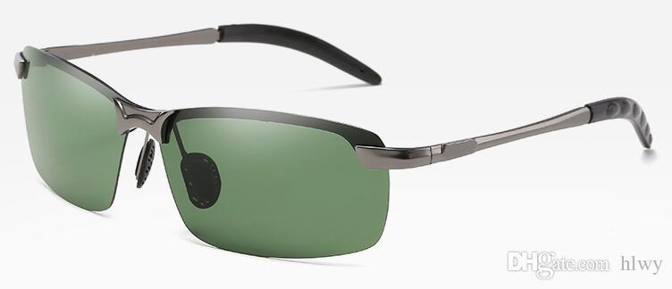 Новые солнцезащитные очки прохладный велоспорт очки мужчины 3043 поляризованных солнцезащитных очков