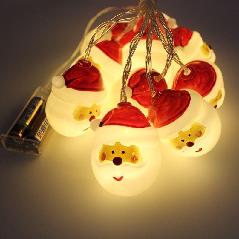 Hot string light 20 LED 3m battery powerd wedding christmas decoration lights valentine day decor ornament birthday surprise lighting