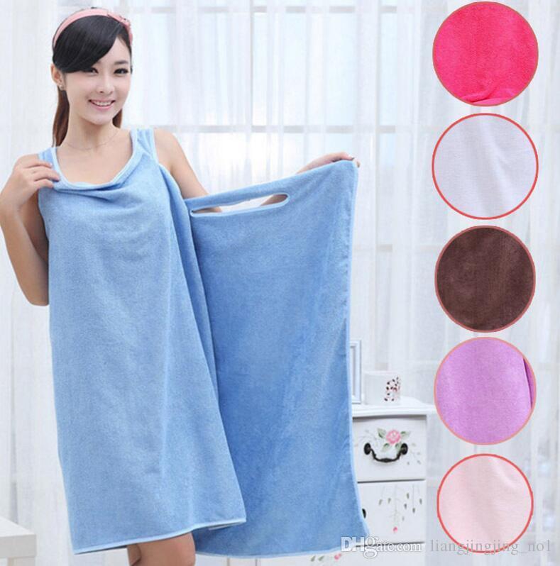 Magic Bath Towels Lady Girls Spa Shower Towel Body Wrap