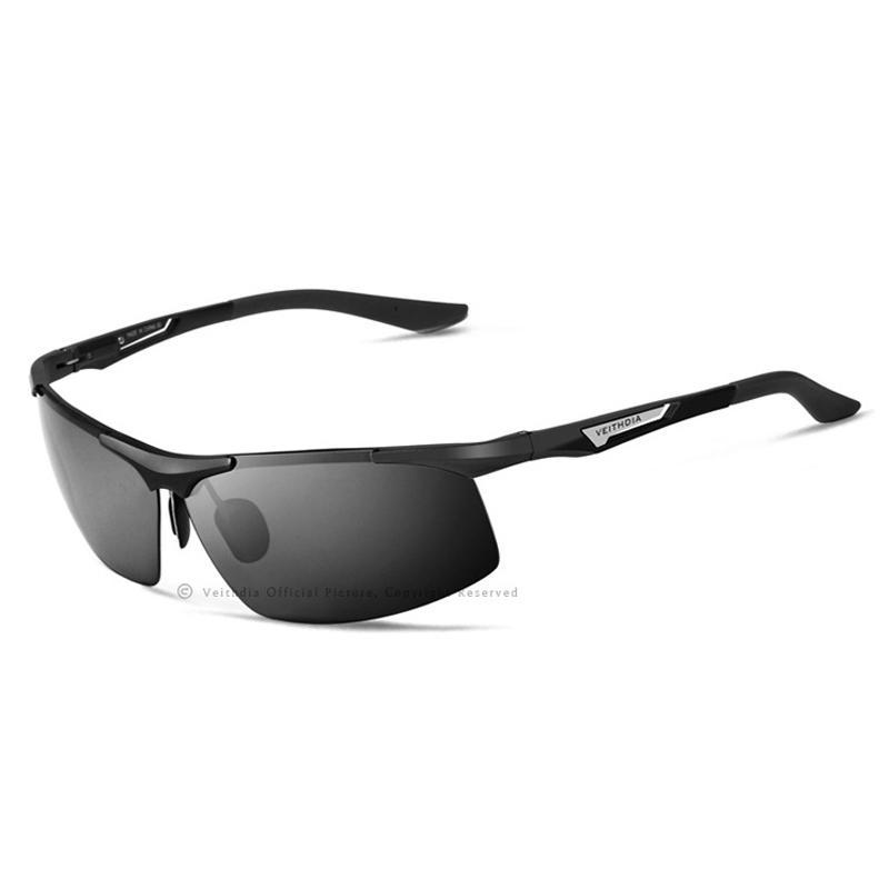 4cc8bbf6c9 VEITHDIA Brand Summer New Aluminum Rimless Mens Polarized Sunglasses Sun Glasses  Eyewear Oculos De Sol Masculino For Men VT6562 John Lennon Sunglasses Wiley  ...