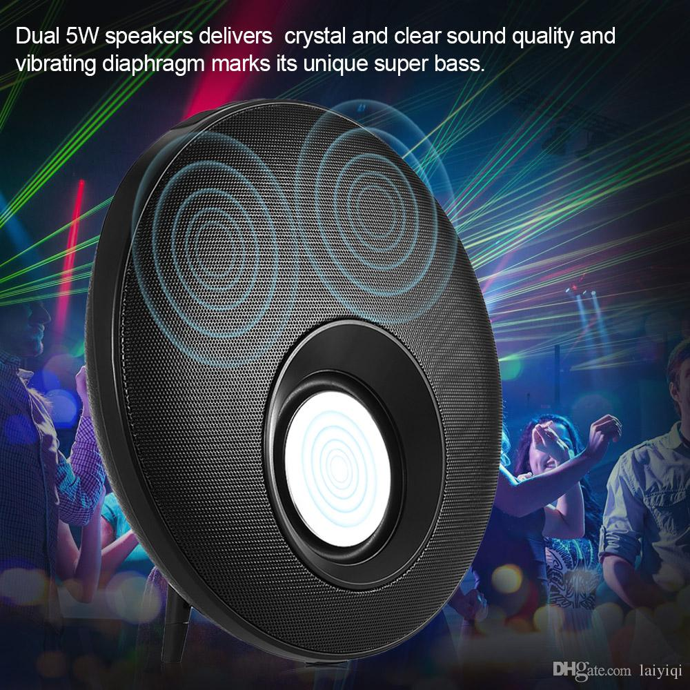 Q5 wireless Bluetooth Speakers support audio mini portable small steel gun outdoor mobile phone subwoofer speaker Mic TF Card USB FM Radio