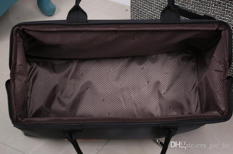 Little monster Plain Bolsa de deporte / bolsa de viaje / exterior Poliéster bolsa de deporte / bolsas de equipaje bolsa de viaje plegable deporte de deporte Bolsa de mano de lona