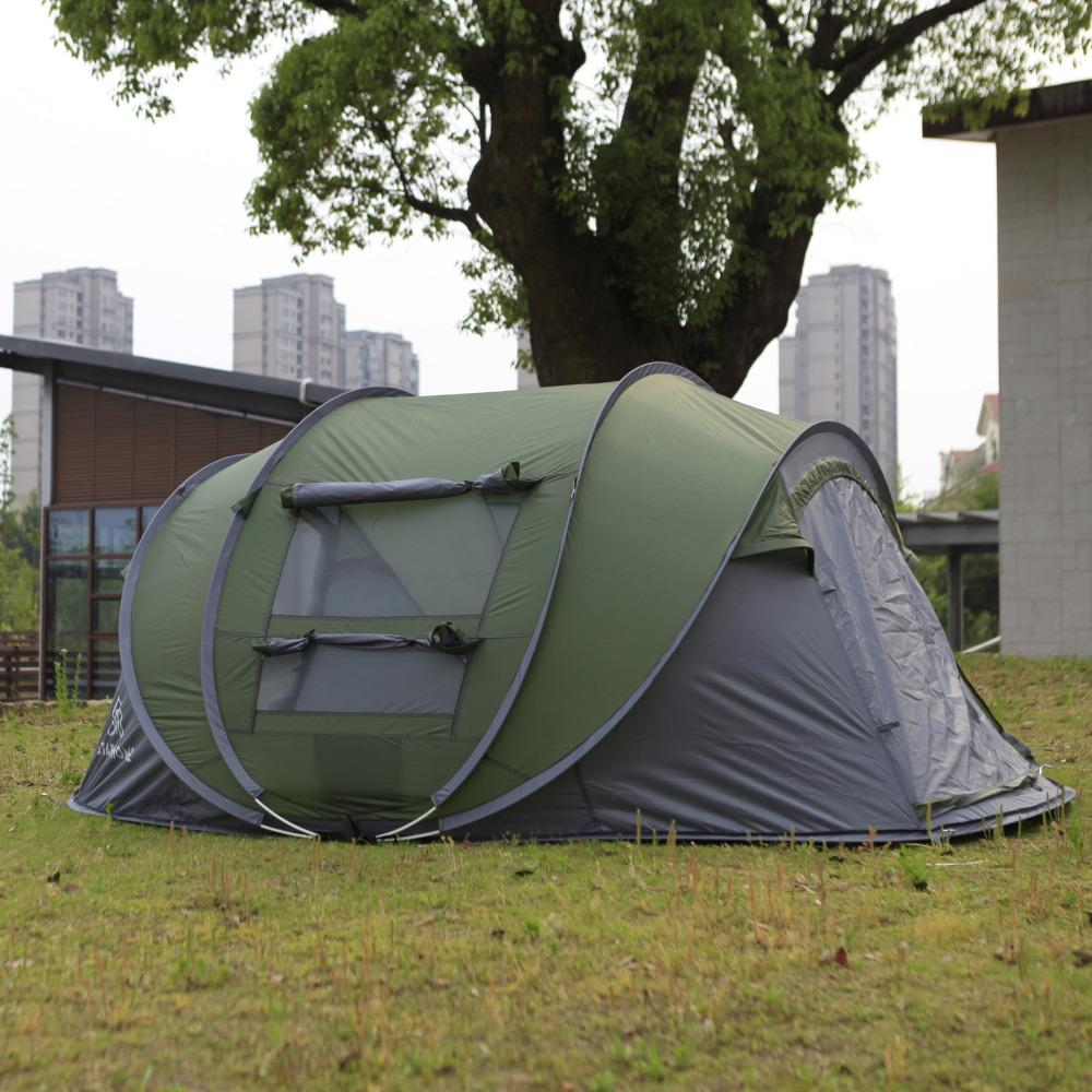 Wholesale Star Home Portable C&ing Tent For 3 4 Persons Water Resistance Easy Fold Tent Shelters Shelter From Vanesse $151.36  Dhgate.Com & Wholesale Star Home Portable Camping Tent For 3 4 Persons Water ...
