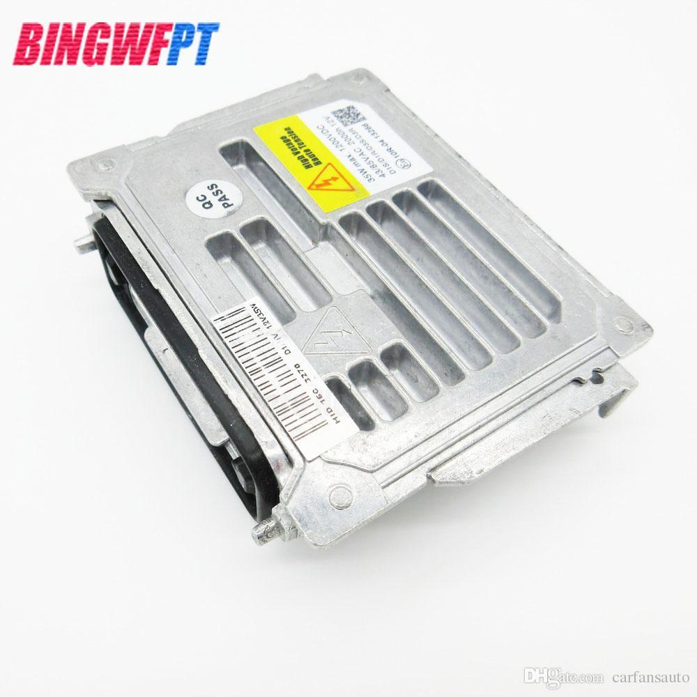 Nuevo 6G Xenon Headlight LAD6G Unidad de control de lastre 63117180050 ECU OEM Module 63126938561 para BMW 1 Series 2007-2010
