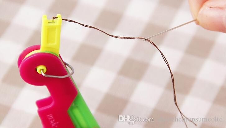 4000ПК пожилых использовать автоматический легко игла устройство Нитевдевателя нитенаправитель инструмент
