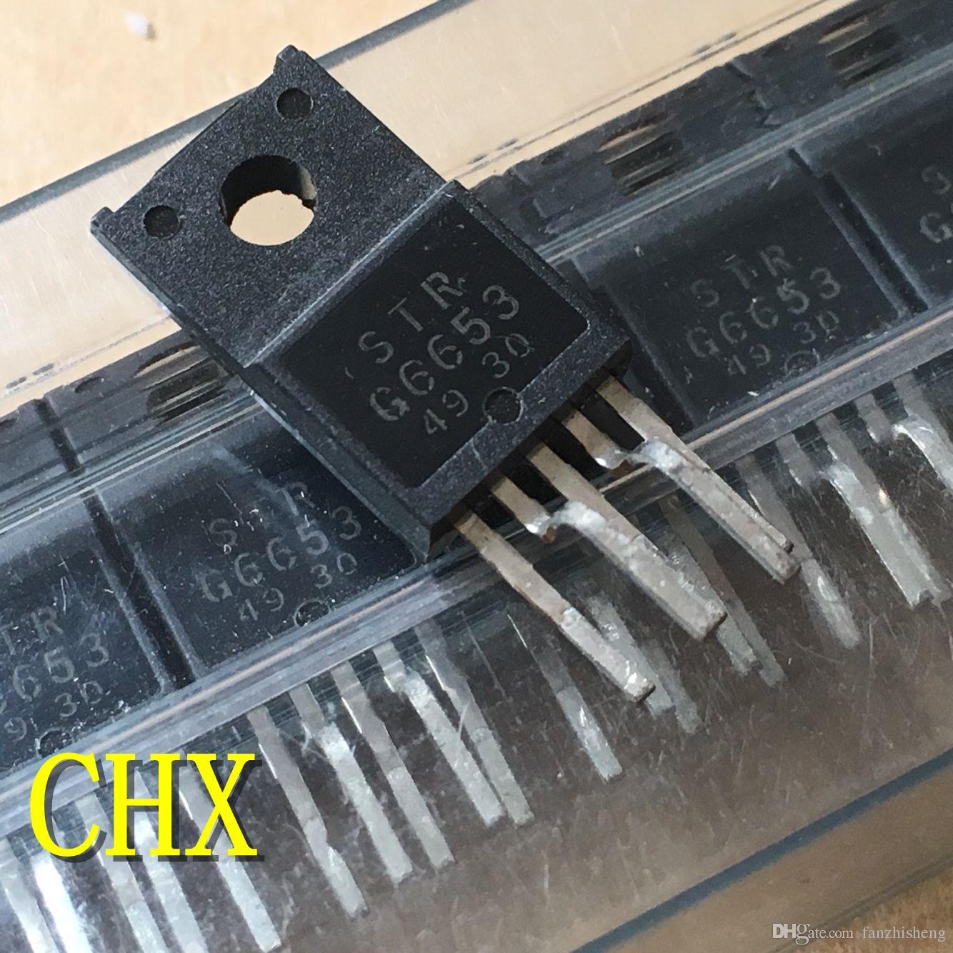 2 / PCS Neue und original NR891D NR8910 STP20NM50FP P20NM50FP STF21NM60N F21NM60N FQP50N06 50N06 STRG6653 OB2269AP MT6318A L9825