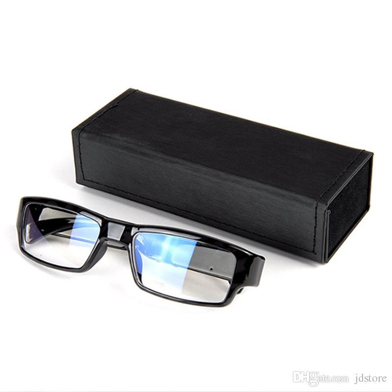 32GB neue 5MP 1920x1080P HD Videogläser versteckte Kamera Mini Eyewear DV beweglicher Kamerarecorder mit Audiofunktion