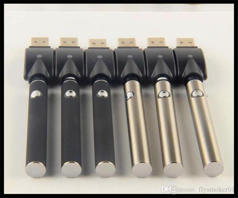 mini bud vape e cigarette slim vape 510 battery preheat function 2.6-4.0V LO adjustable voltage smoking bb oil vaporizer pen with charger
