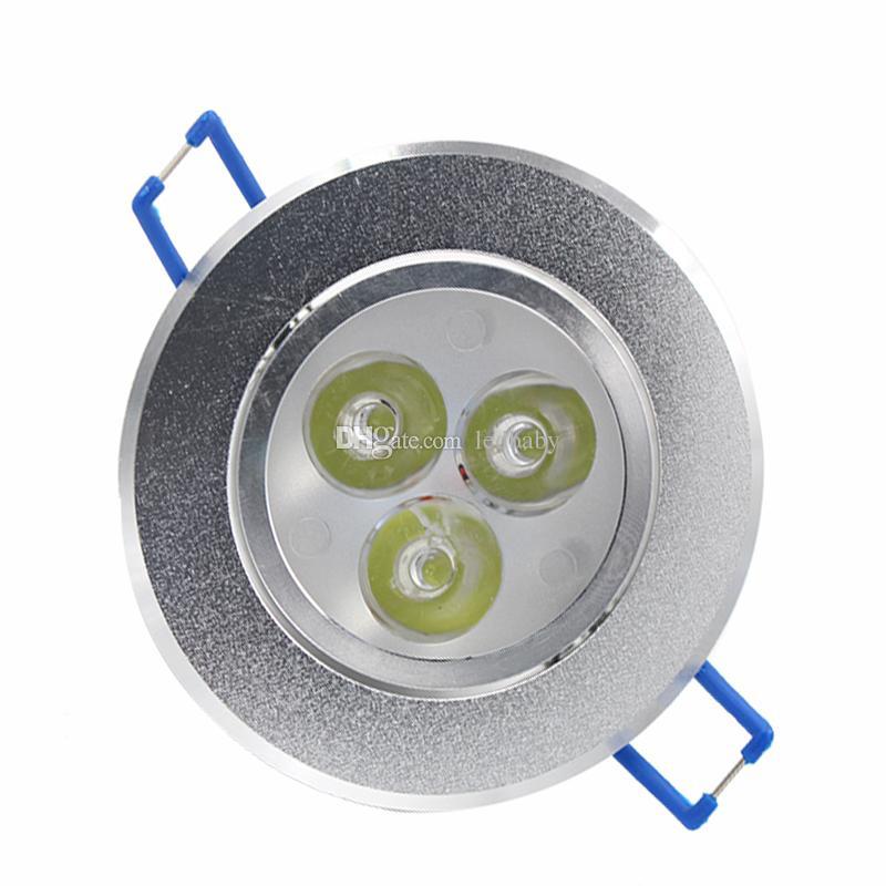 LED 최근 천장 9W 주도 따뜻한 85와 함께 85-265V 따뜻한 조명 LED 드라이버와 실내 조명
