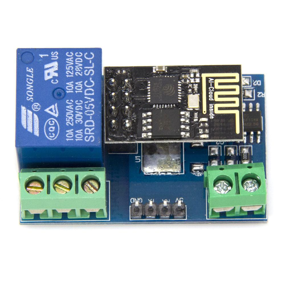 Wholesale Esp8266 5v Wifi Relay Module Things Smart Home Remote 433mhz Receiver Circuit Copy Control Switch Phone App Controller