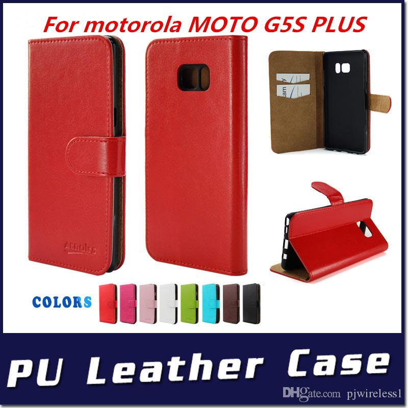 Wallet case For motorola MOTO X4 For motorola MOTO G5S PLUS For LG Q8 V20 Mini Leather cover inside credit card slots C