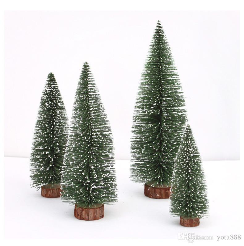 2017 Miniature Tree With White Cedar Desktop Home Festival ...