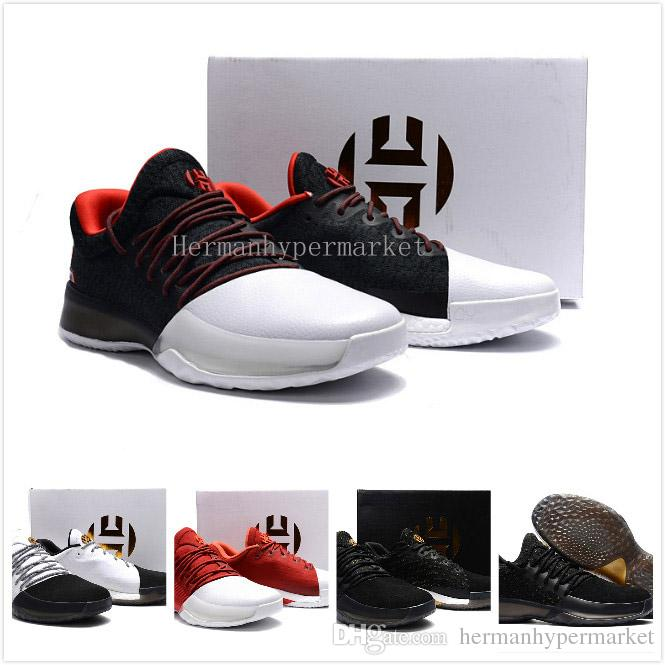 James Harden Shoes 2019: 2017 New Harden Vol. 1 Mens Basketball Shoes PK BW0545