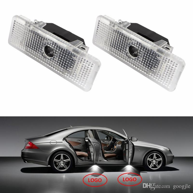 2019 For BMW X5 E53 E39 Z8 LED Car Door Lamp Welcome Light