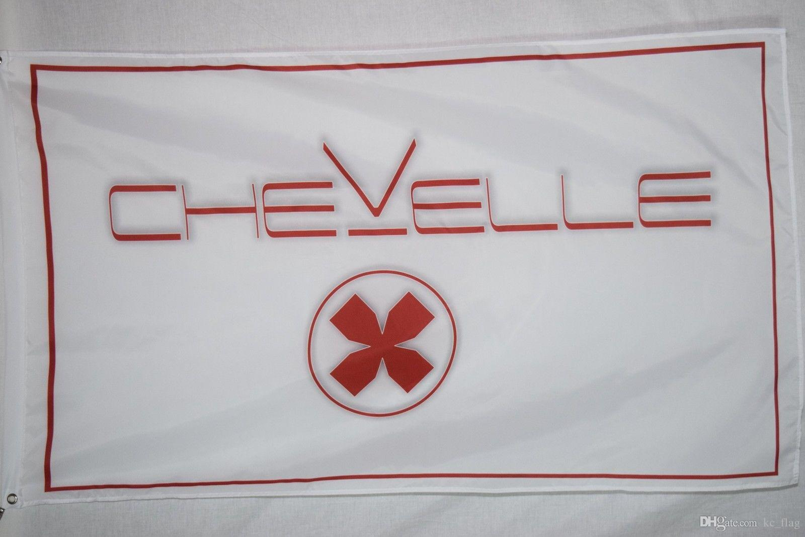 Chevelle Band Advertising Promotional Flag Banner 3X5
