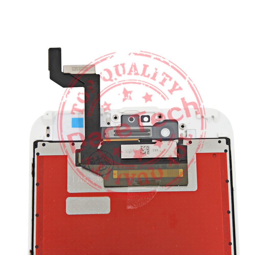 아이폰 6 기가를위한 LCD 디스플레이 4.7inch 터치 디지타이저 무료 배송 6 기가 플러스 5.5inch LCD 화면 교체