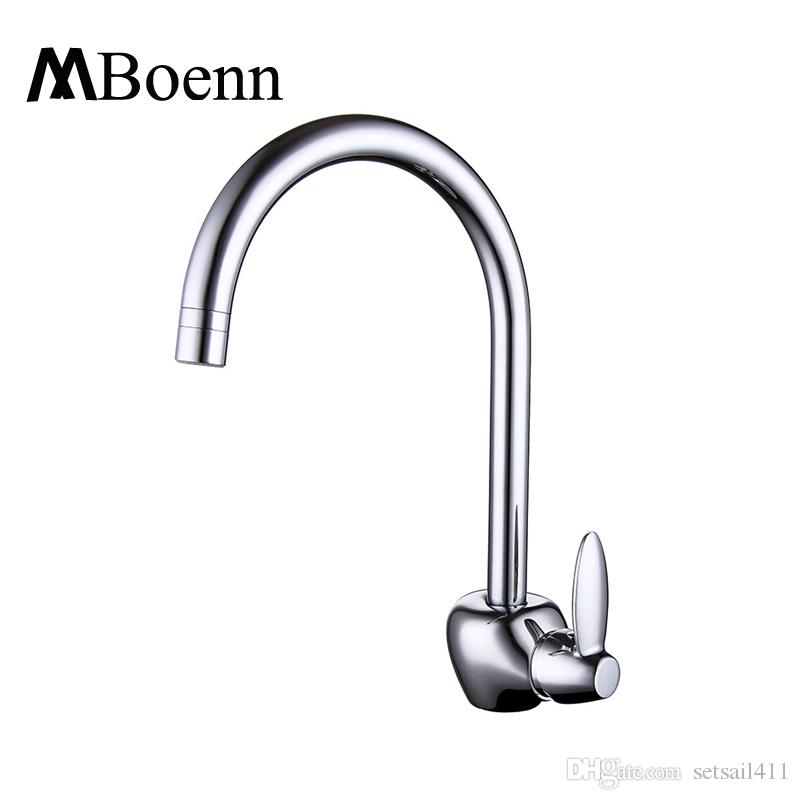 Two Function Water Outlet Kitchen Faucets Brass Mixer Water Taps ...