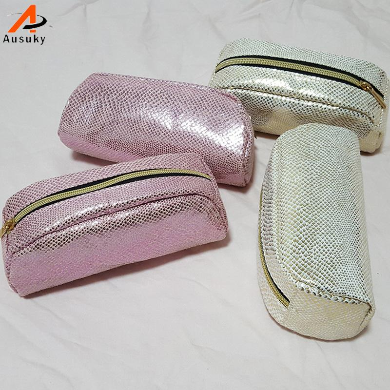2019 Wholesale Brand Designer Cosmetic Bags Sequins Luxury Toiletry Bags  Organizer Gold Pink Women Makeup Bag Beautician Travel Make Up Case 45 From  ... 9527ad9764058