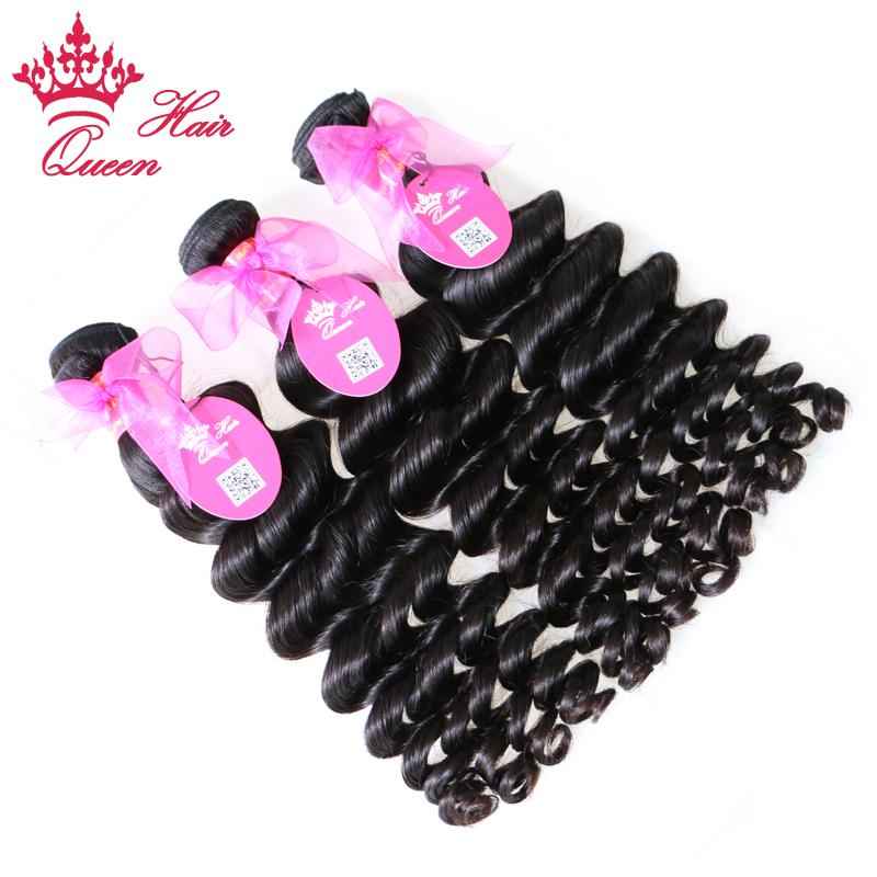 브라질 머리 브라질 처녀 머리 더 많은 파도 자연 색상 DHL에 의해 무료 배송