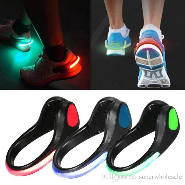 Flashing Running Shoes