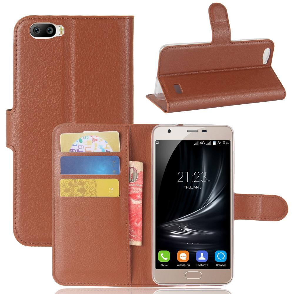 cheap for discount 9ca2d c537a Flip Cover For Blackview A7,Litchi Pattern PU Leather Wallet Stand Case  Cover with Card Slot