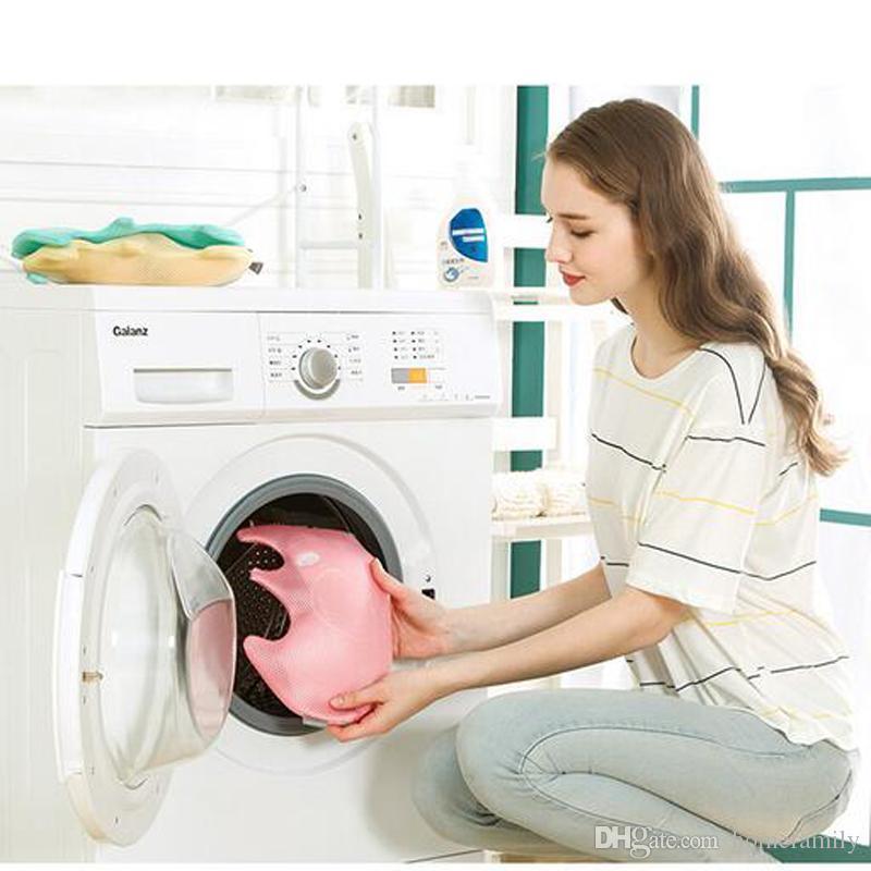 Atacado Roupas Lavagem Lavanderia Lingerie Casa Saco De Lavar Roupa Interior Meias Especial Lavar Roupa Saco De Lavar Roupa