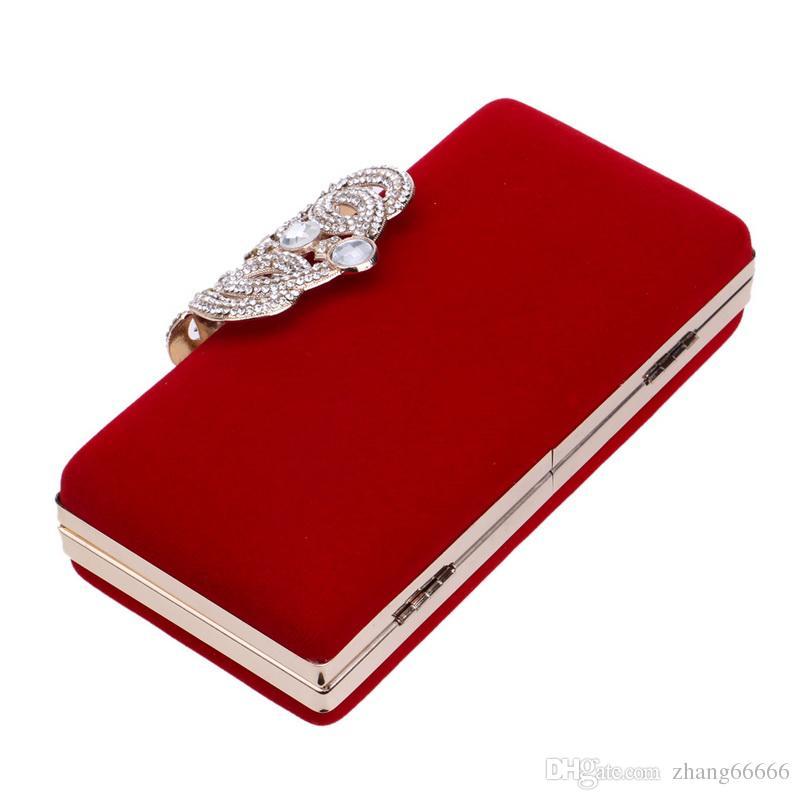 8d7bab741f57 Клатч вечерние сумки Корона стразы вечерние сумки кошелек сумка для свадьбы  ...