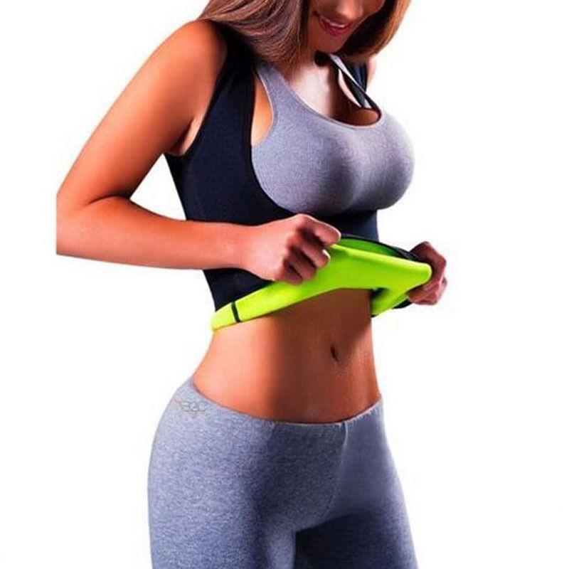 Women Hot Body Shaper Slim Waist Vest Belt Waist Cincher Underbust Control Corset Waist Trainer Slimming Belt Shaper S-2XL