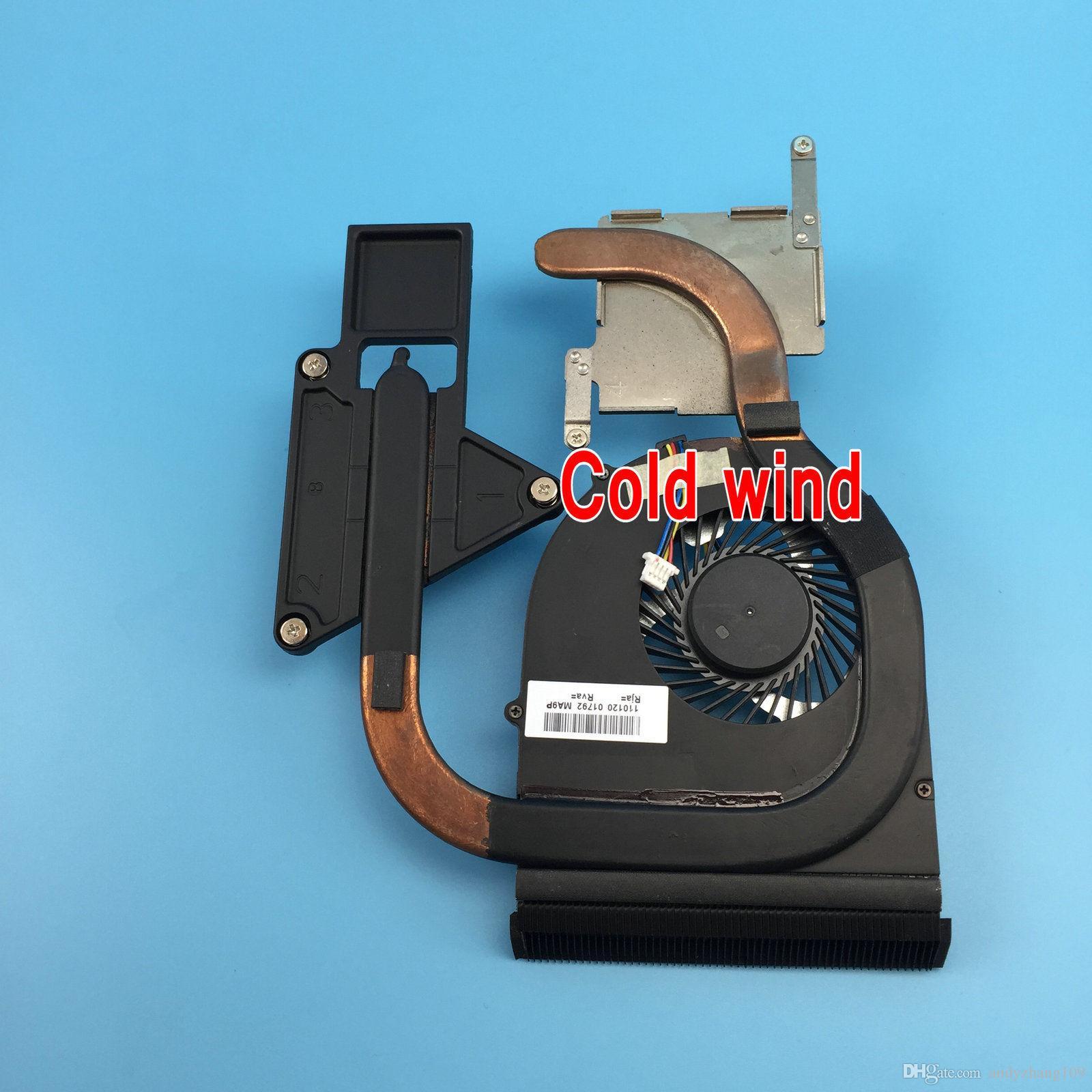LENOVO IDEAPAD Z570 B570 V570 için YENI soğutucu fan ile soğutma soğutucu