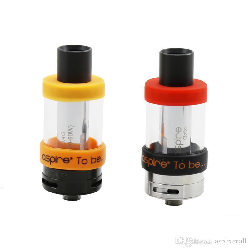 100% Autêntico Aspire Cleito Tanque 2 ml / 3.5 ml Com Dual Clapton 0.2 0.4ohm Aspire Cleito Bobinas vape tanque