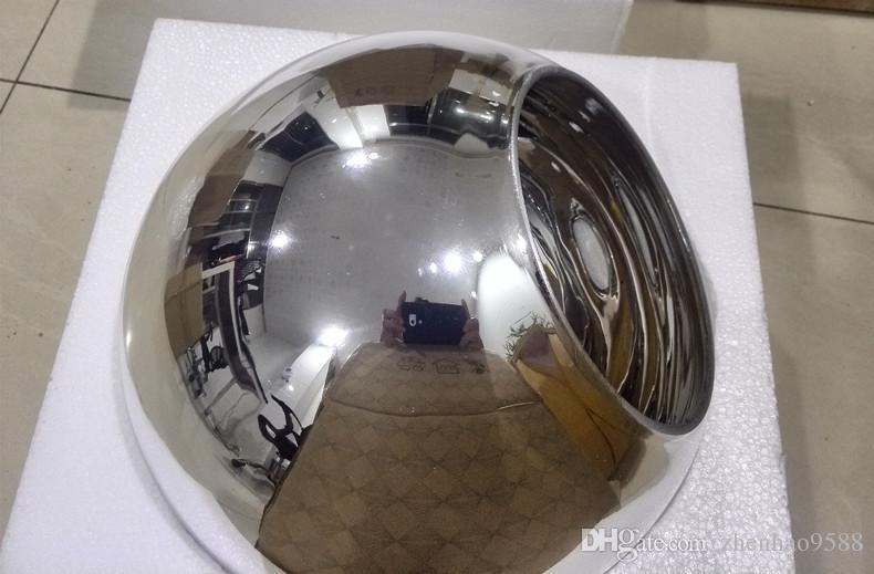 Moderne Glaskugel Ball Pendelleuchten Silber Schatten Anhänger Beleuchtung Runde Decke Hängeleuchte Leuchte Küche Leuchte