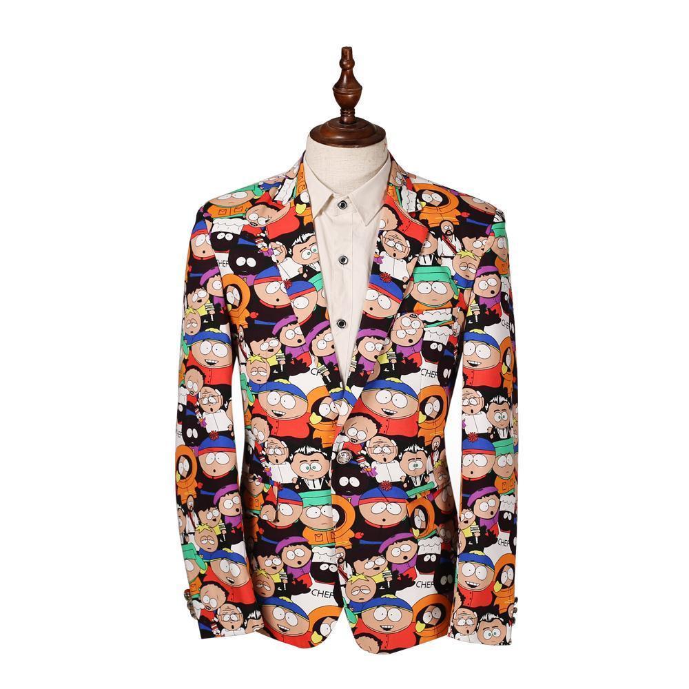 96faae7f275 Fashion- Nice New Plus Size Men Suits Slim Custom Made Fit Tuxedo ...