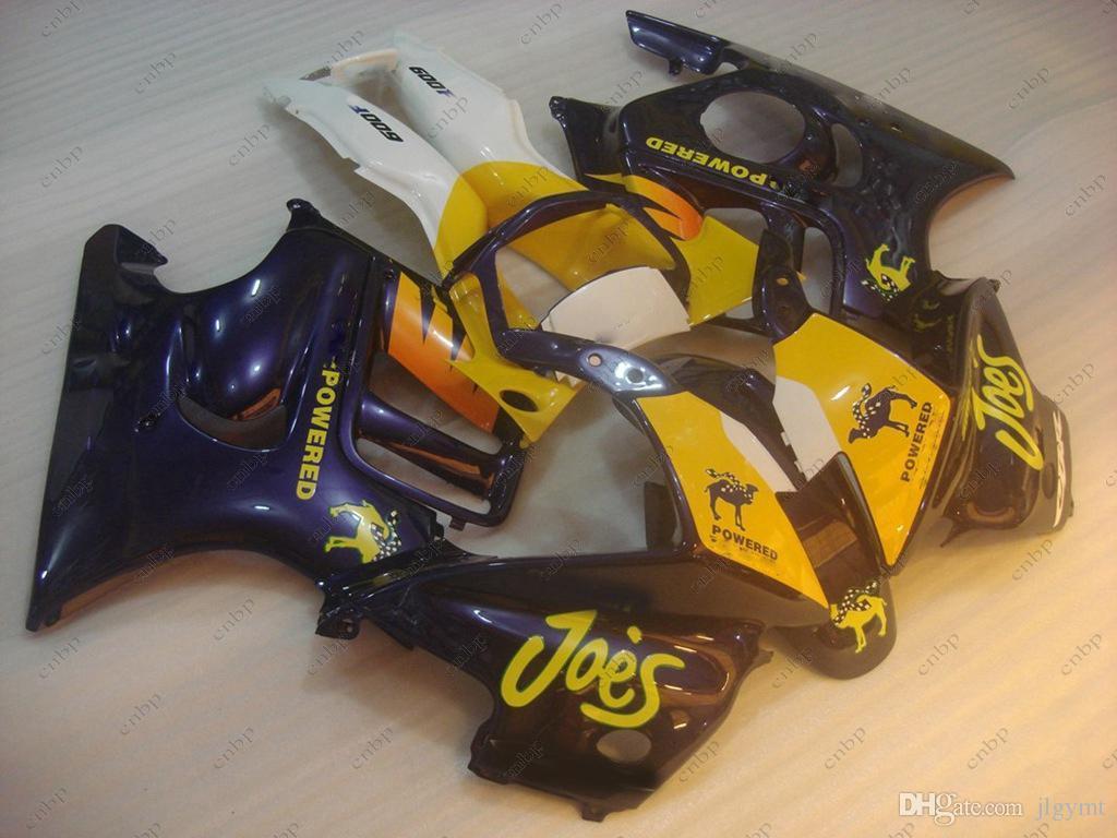 Body Kits for Honda Cbr600 1995 ABS Fairing CBR600 F3 1997 Blue for camel  Full Body Kits CBR 600 F3 1996 1995 - 1998