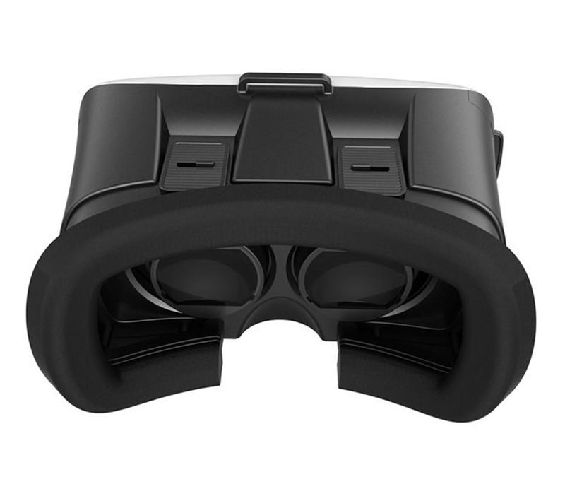 VR Virtual Reality 3D glasses Head Mount VR Box 3D Glasses And Bluetooth Gamepad For 3.5~6.0 Inch Mobile Phone game the film equipment